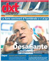 Portada de DTX Deporte Campeón (España)