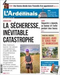 Portada de L'Ardenais (Francia)