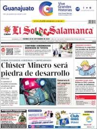 El Sol de Salamanca