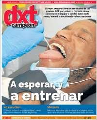 Portada de DTX Deporte Campeón (Espagne)