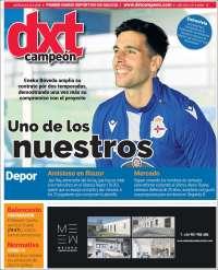 Portada de DTX Deporte Campeón (Spain)
