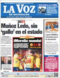 La Voz de Michoacán