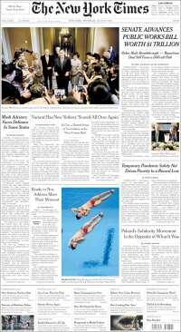 USA - New York Times
