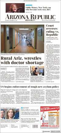 Arizona Republic News