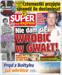 Portada de Super Express (Poland)