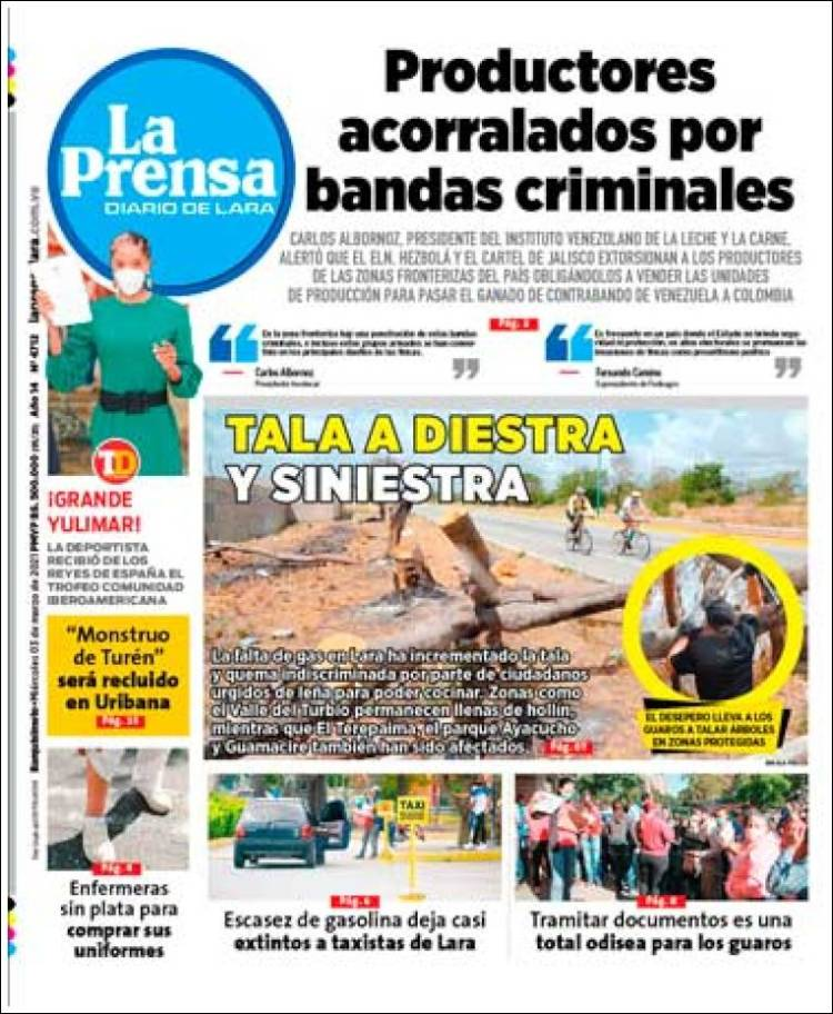 Diario Prensa de Lara