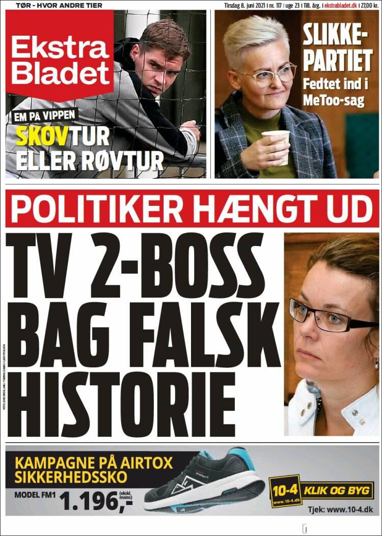Ekstrabladet EKSTRABLADET in