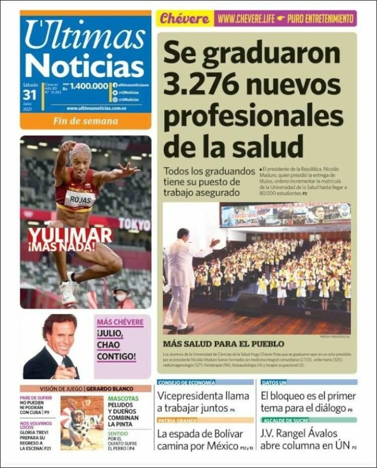 Diario Últimas Noticias